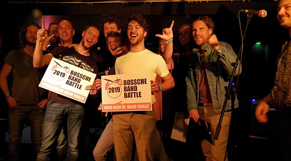 Bossche Band Battle 2019